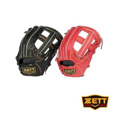 ZETT 3900系列全牛棒壘手套 內野手用 BPGT-3915