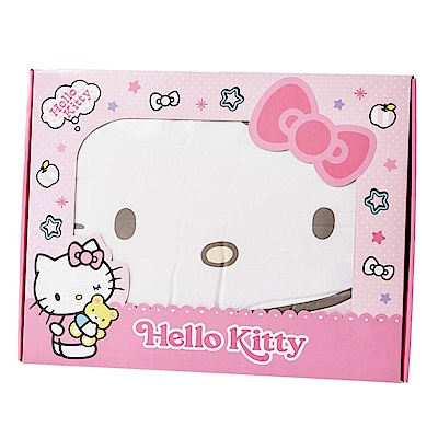 HELLO KITTY 四季被禮盒組 (四季被+寶寶枕)