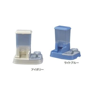 日本IRIS 飲飼兩用飼料桶 JQ-350