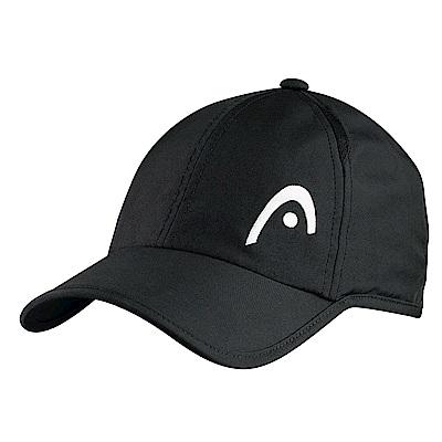 HEAD奧地利 專業級抗UV遮陽帽/運動帽-黑 287015