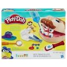 培樂多Play-Doh 創意DIY黏土 天才小牙醫遊戲組 B5520 (3Y+)