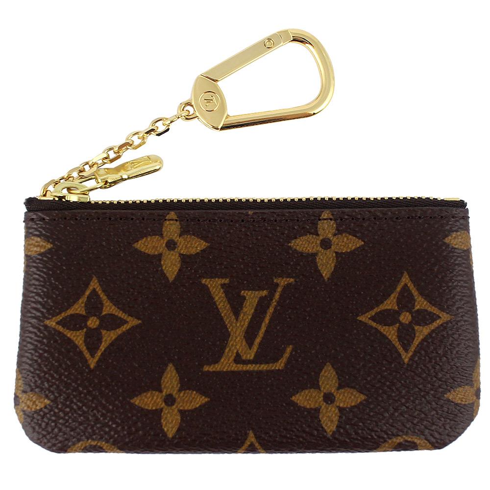 LV M62650 Monogram LV花紋鑰匙零錢包LV路易威登
