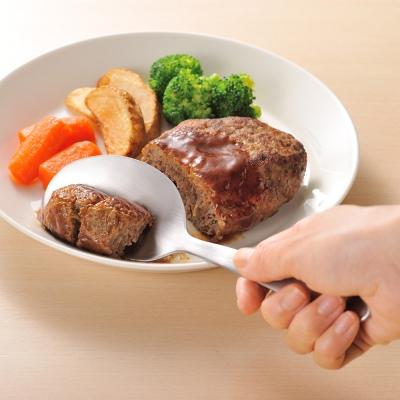 leye 18-0不鏽鋼湯匙式餐刀