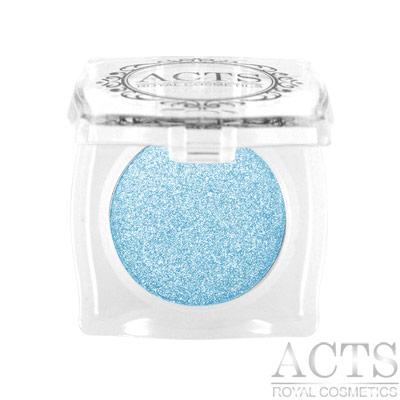 ACTS維詩彩妝 璀璨珠光眼影 亮銀藍6500