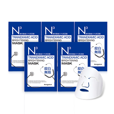 Neogence霓淨思-N3傳明酸綻白勻亮面膜50