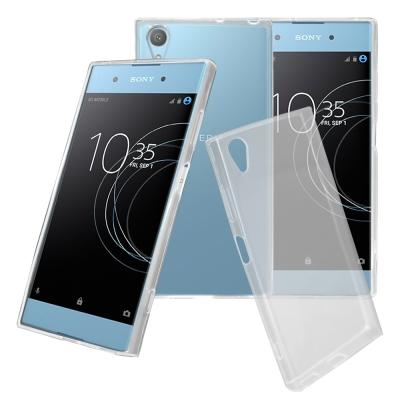 LUCCIDA Sony XA1 Plus 超薄透明軟式保護套