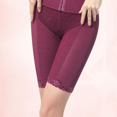 摩奇X-挺魔力Bra系列64-90束褲(藏紅紫)