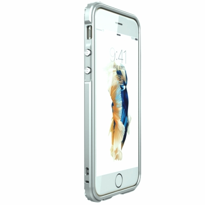 GINMIC 傳奇系列 iPhone 7 PLUS金屬邊框+透明後背蓋保護殼