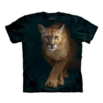 摩達客 美國進口The Mountain 狩獵獅 純棉環保短袖T恤