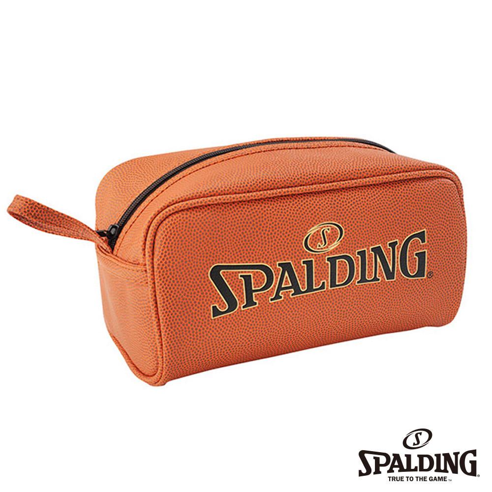 SPALDING 斯伯丁 籃球皮 旅行小包袋 TRAVEL BAG 盥洗收納包