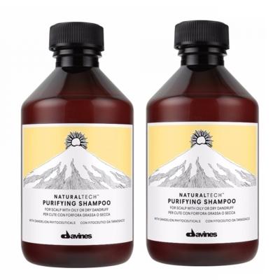Davines達芬尼斯 純淨抗屑洗髮露 250ml (2入)