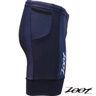 ZOOT專業級8吋肌能鐵人短褲(男) Z1506030 (經典黑)