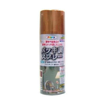 古典金屬電鍍噴漆300ml (5色)