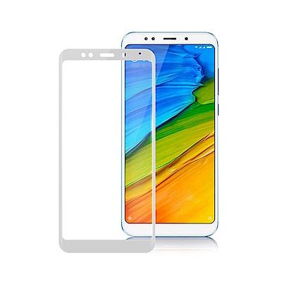 Xmart for Xiaomi 紅米 5 Plus 超透滿版 2.5D 鋼化玻...