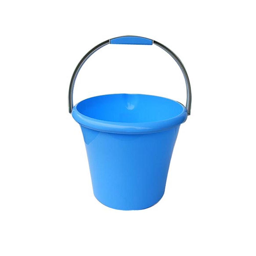 創意達人多用途彩色水桶10L(3入)