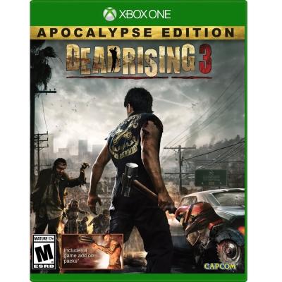 死亡復甦 3 世界末日版- XBOX ONE中英文美版