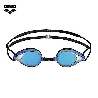 arena 競速電鍍泳鏡 鍍彩黑 AGG-280M BKMB