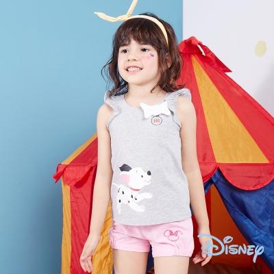 Disney 俏皮米妮燈籠短褲 粉紅