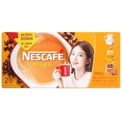 Nestle 摩卡咖啡-濃醇(11.4公克x20包)