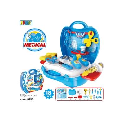 Amuzinc酷比樂 家家酒系列玩具 手提醫護組