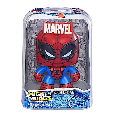 孩之寶 Marvel漫威英雄 酷頭玩偶 Spider-Man 蜘蛛人 變臉公仔