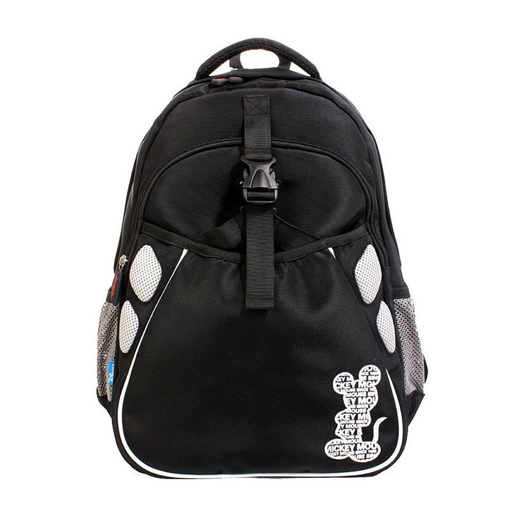 《凡太奇》美國品牌【迪士尼DISNEY】黑菱運動新潮背包