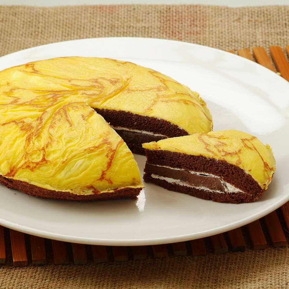 貝利比魔法布蕾-巧克力(葷)7吋