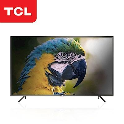 TCL 49吋 P2系列 4K UHD+HDR智能液晶顯示器