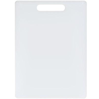 EXCELSA Slice簡約砧板(白25cm)