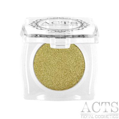ACTS維詩彩妝 璀璨珠光眼影 璀璨金棕綠7501