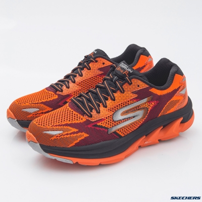 SKECHERS(男)跑步系列GO Run Ultra R-54005ORBK