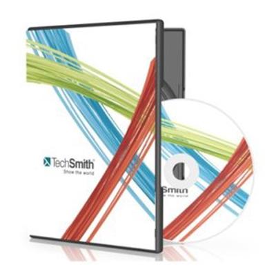 Camtasia Studio 9 (螢幕影像攝錄) (盒裝)