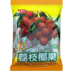 盛香珍 蒟蒻椰果果凍(荔枝風味)(1000g)