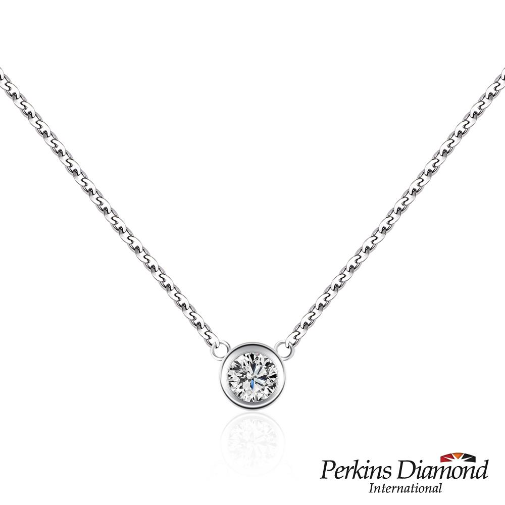 PERKINS 伯金仕 - 米妮系列 0.10克拉鑽石項鍊
