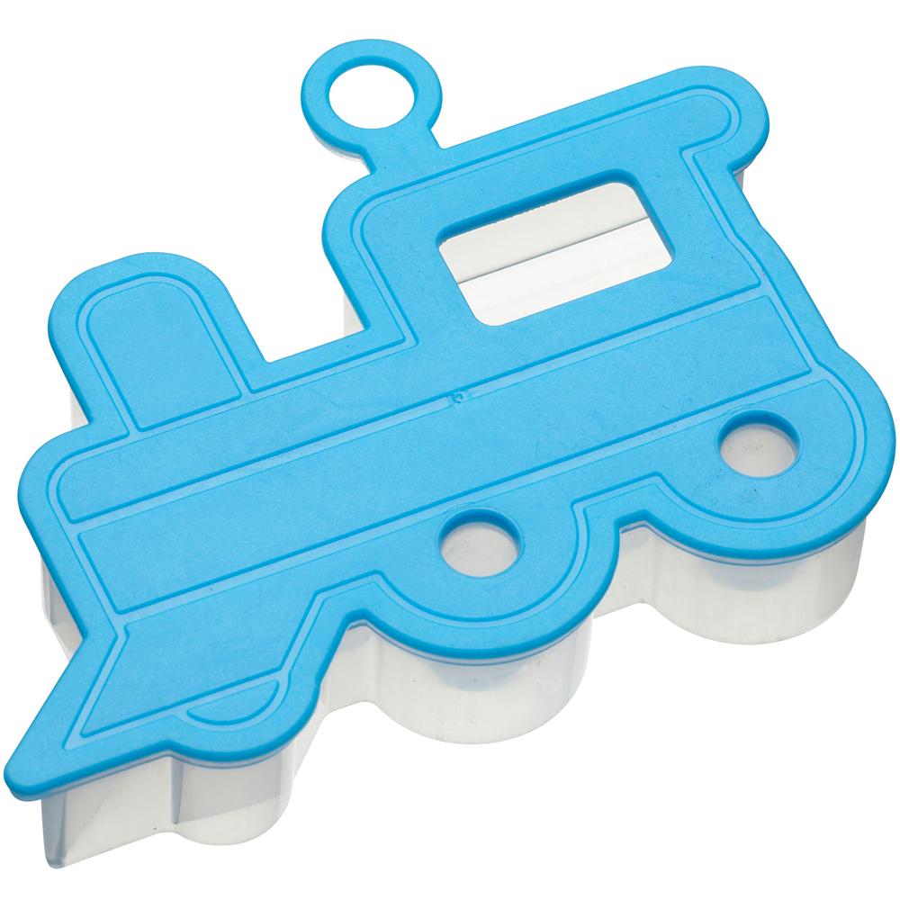 KitchenCraft 3D餅乾切模(火車)