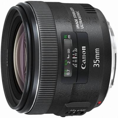 Canon EF 35mm f/2 IS USM廣角鏡。公司貨