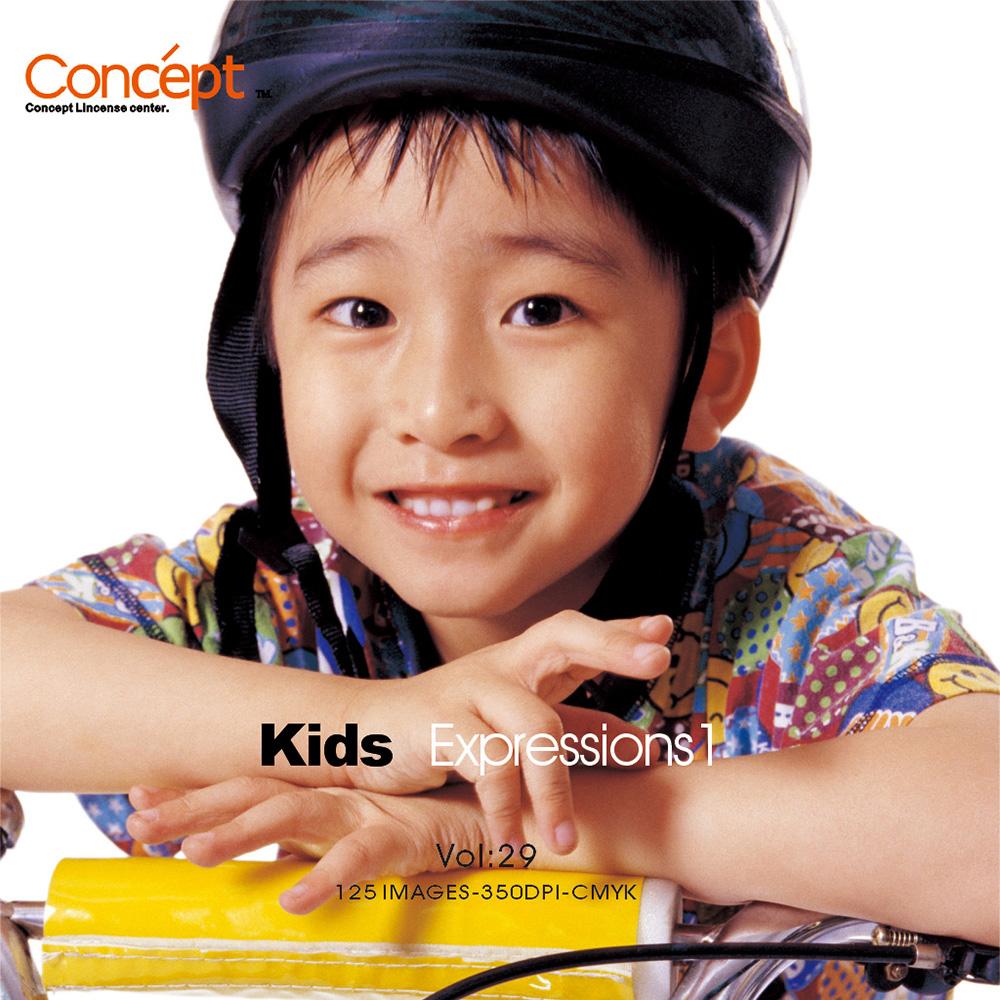 Concept創意圖庫 29-兒童篇1