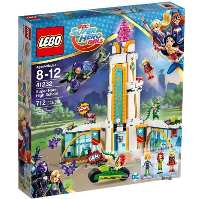 樂高LEGO DC超級女英雄系列 - LT41232 Super Hero High Sc