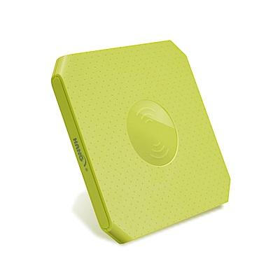 HANG W11方塊無線充電座-支援 QC 3.0 快速充電- 綠
