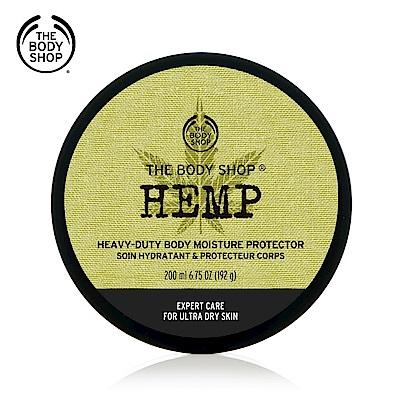 (即期品)The Body Shop 大麻籽密集修護身體滋養霜200ML