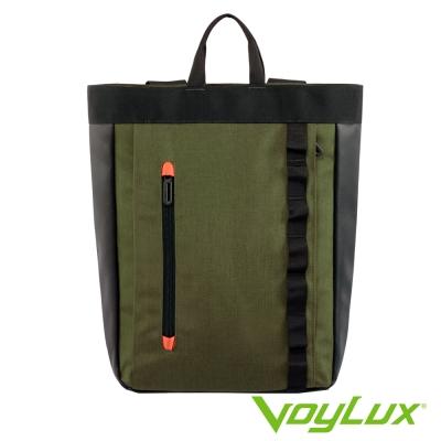 VoyLux伯勒仕-VESSEL系列-多用托特包-3880113-軍綠色
