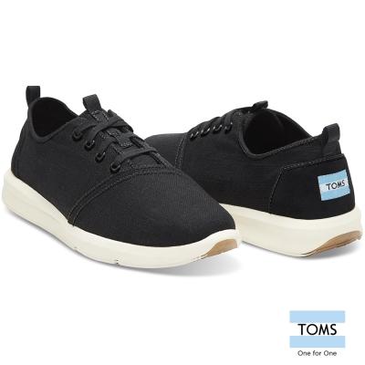TOMS 帆布拼接休閒鞋-男款