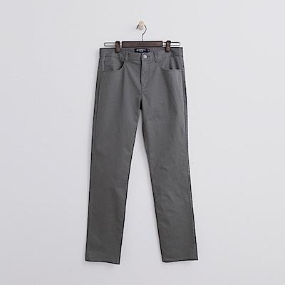 Hang Ten - 男裝 - 多彩修身長褲-灰色