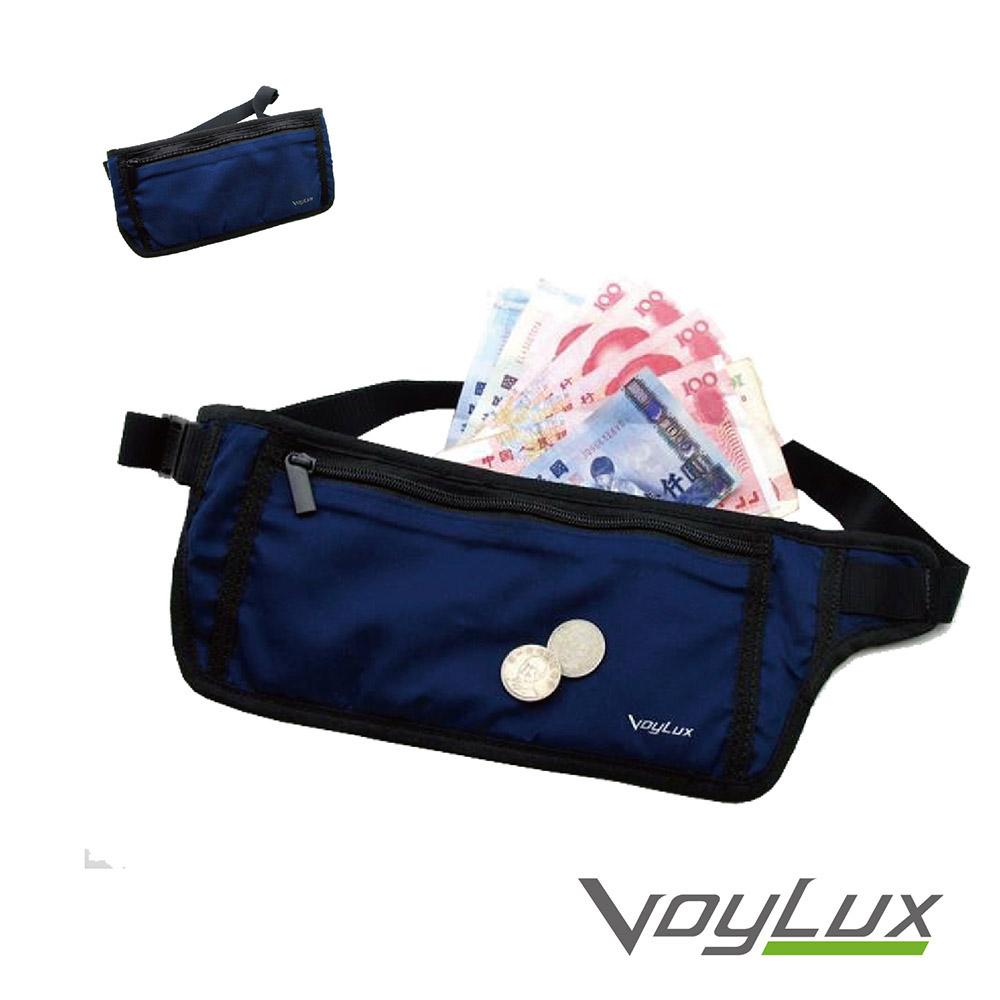 VoyLux 伯勒仕-藍色 Pro 超服貼身防搶包 (腰包) 1680702