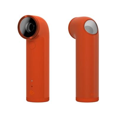 HTC RE 迷你攝錄影機-橘色