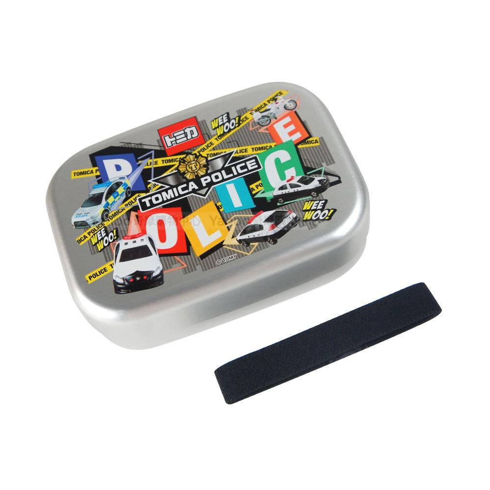 輕量小餐盒-TOMICA警車