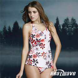Heatwave熱浪 典雅女王 萊克二件式泳裝