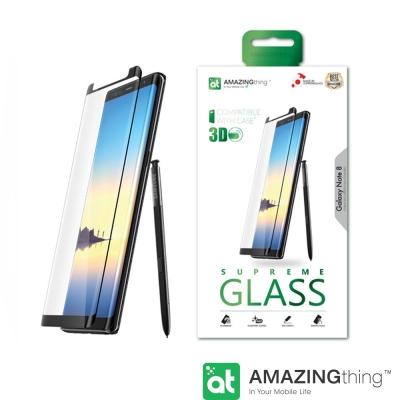 AmazingThing 三星 Galaxy Note 8 滿版強化玻璃保護貼(...