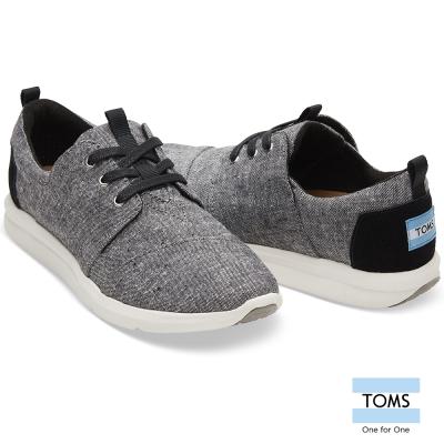 TOMS 丹寧拼接休閒鞋-女款