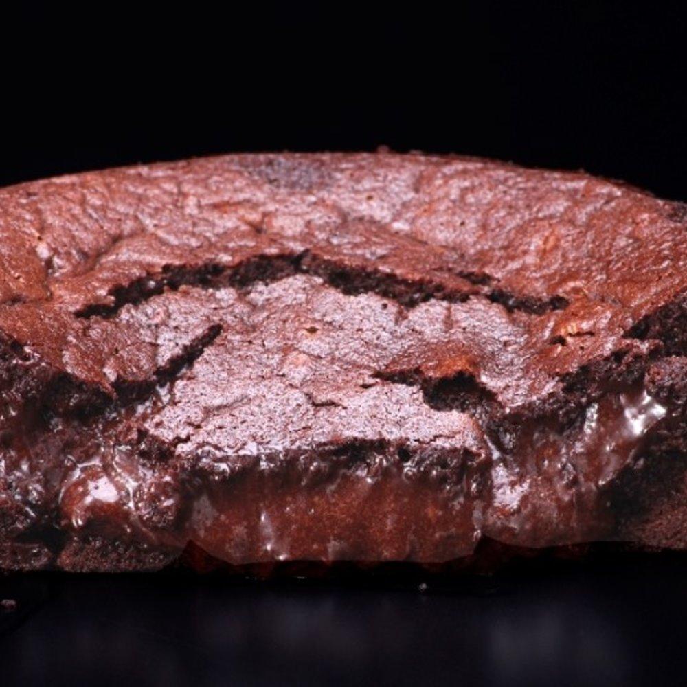 達克闇黑工場 半熟巧克力蛋糕(2入)
